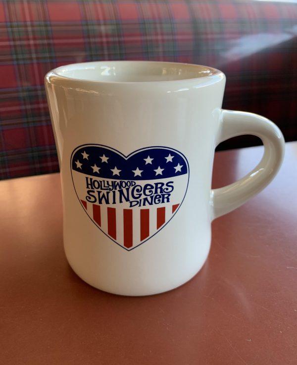 10oz Swingers Diner mug